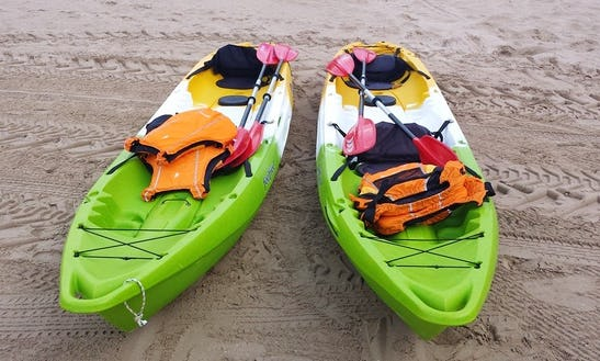 Kayak Rental & Courses In Cullera, Spain