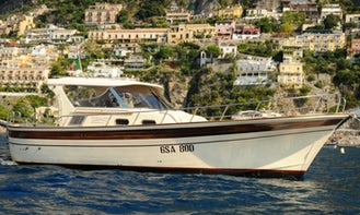 """Agave"" Cruising in Praiano & Positano, Italy"