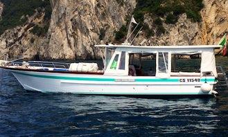 """Donna Assunta"" Cruising in Praiano & Positano, Italy"