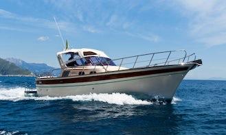 """FILI"" Cruising in Praiano & Positano, Italy"