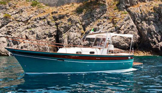 """pupa"" Cruising In Praiano & Positano, Italy"
