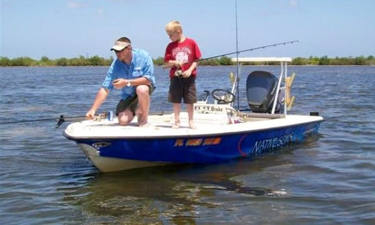 Enjoy Fishing In Merritt Island, Florida With Captain Rocky