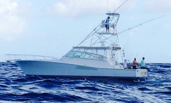 Enjoy Fishing In Islamorada, Florida On 50ft