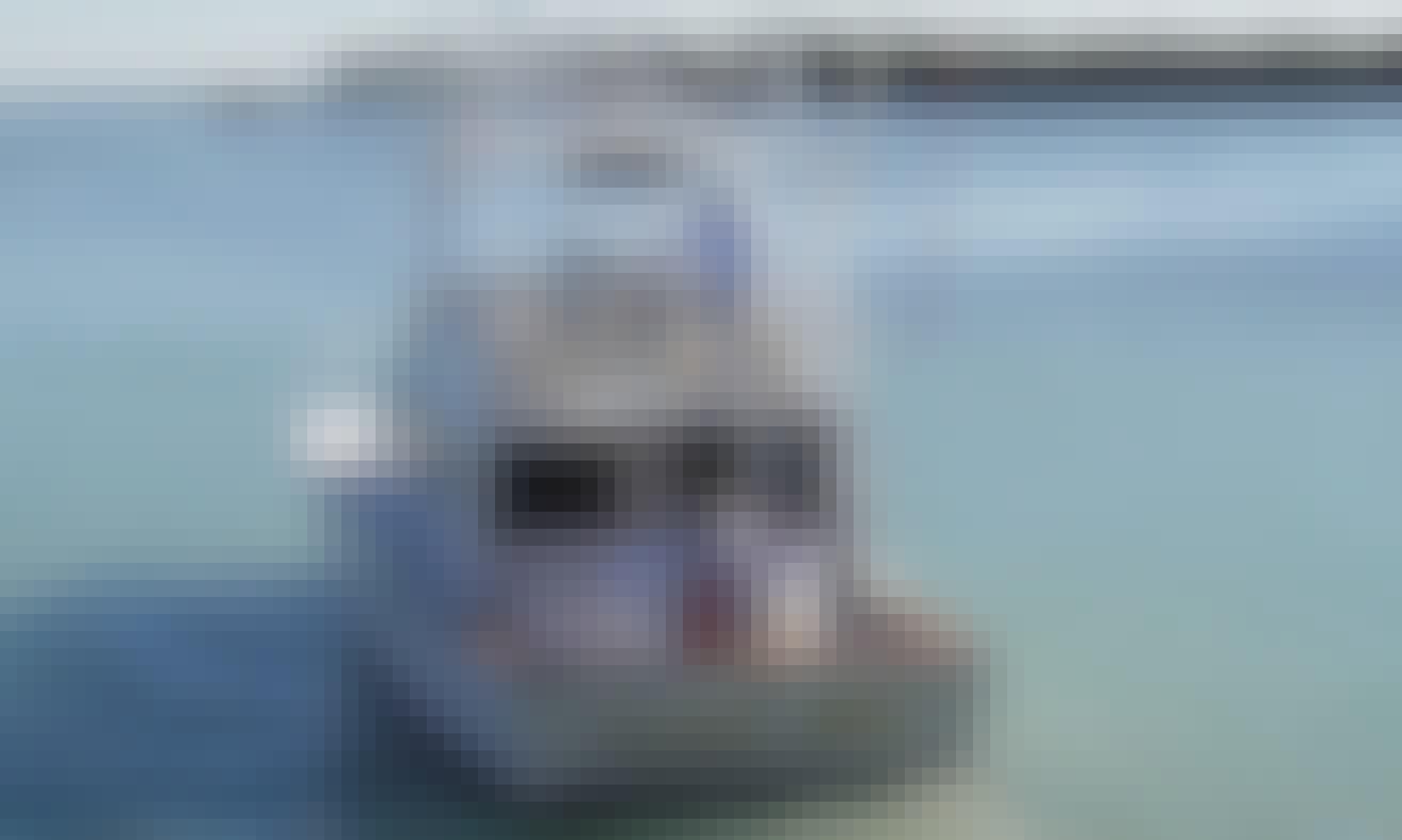 "Enjoy Fishing in Islamorada, Florida by 48ft ""Cloud Nine"" Sports Fisherman"