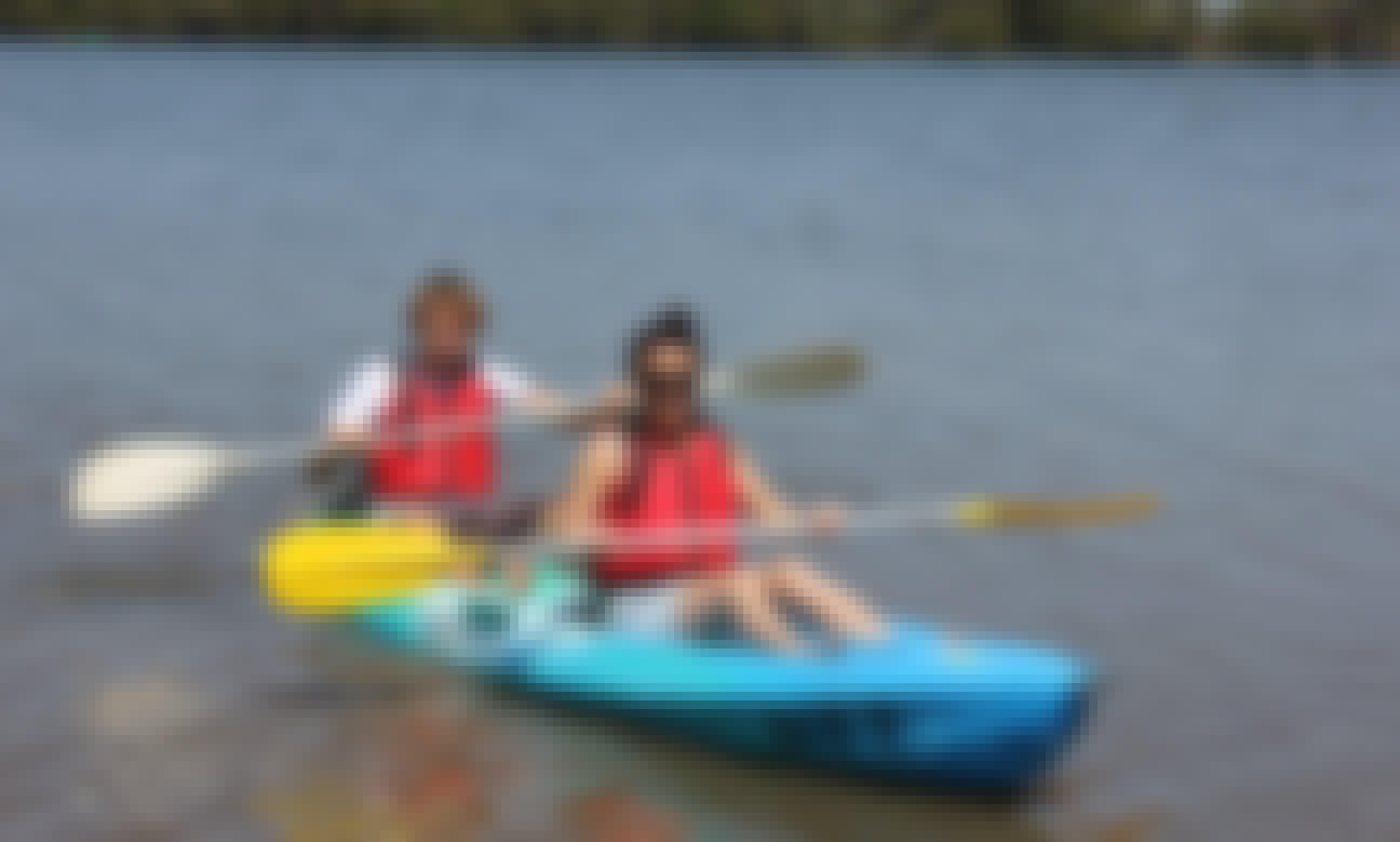 Double Kayak Rental in South Wales, Australia