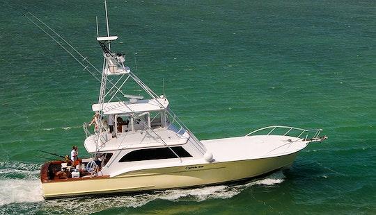 Enjoy Fishing In Islamorada, Florida By 54ft