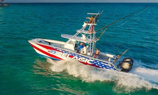 Enjoy Fishing In Islamorada, Florida By 37ft