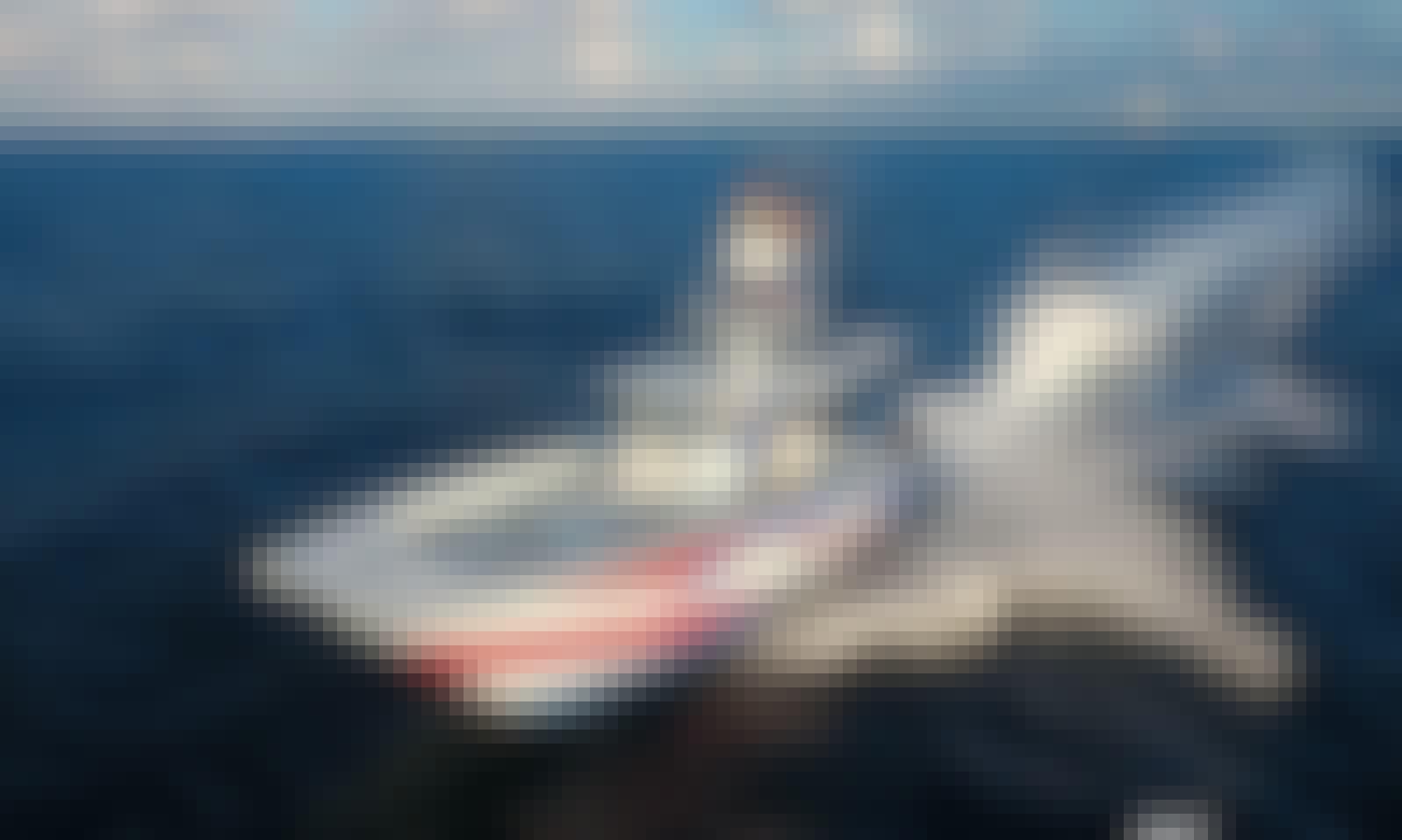"Enjoy Fishing in Islamorada, Florida by 37ft ""Broad Minded"" Yacht"