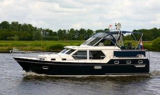"46ft ""Pandora"" Motor Yacht in Friesland, Netherlands"