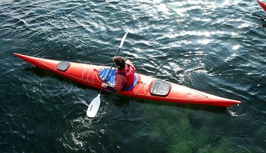 Enjoy Sea Kayak Courses In Great Cumbrea, Scotland