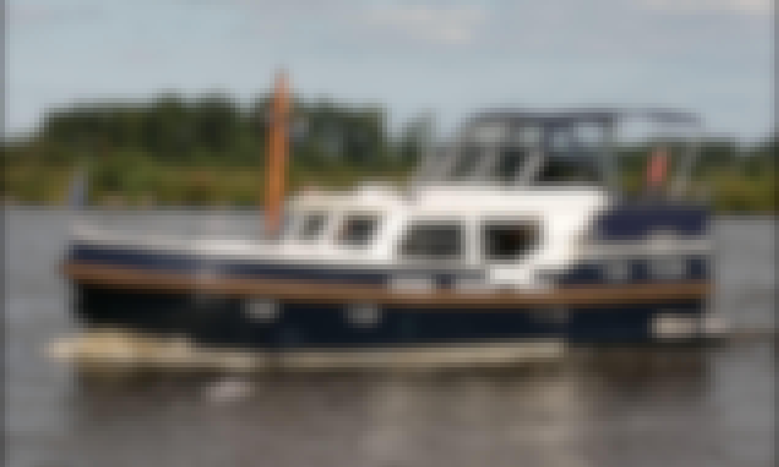 "38ft ""Helena"" Argos-Line 1150 Motor Yacht in Friesland, Netherlands"
