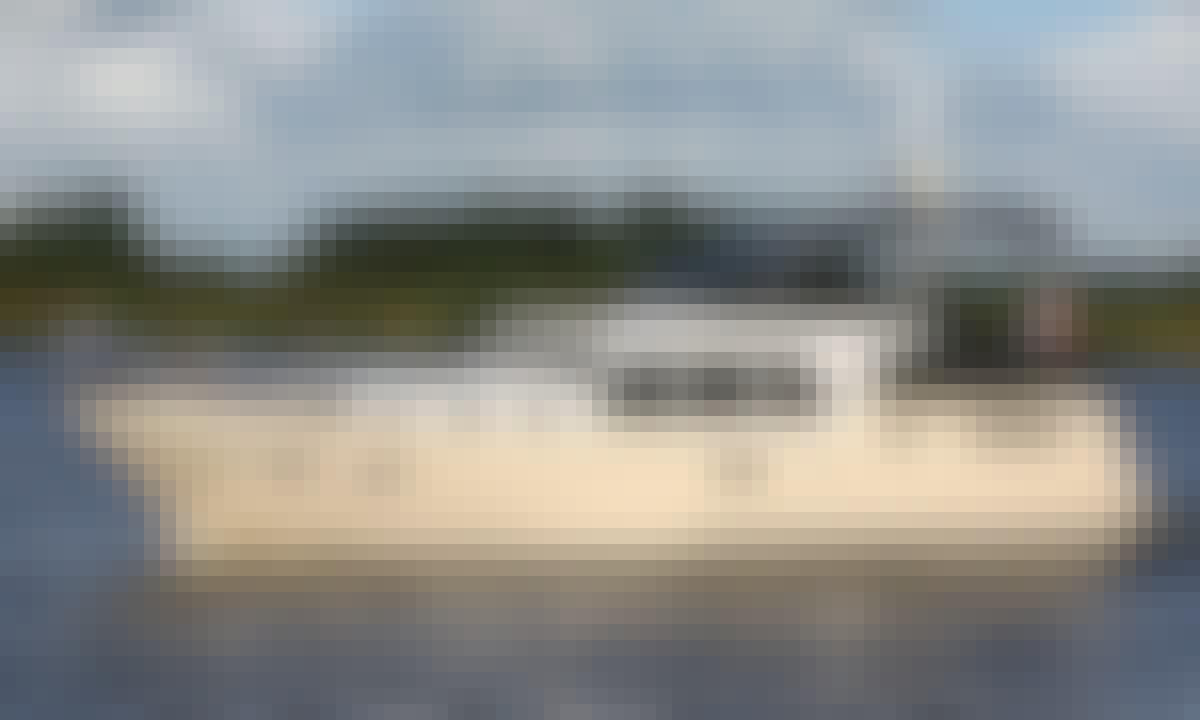 Explore Sneek, Friesland on 39' Motor Yacht