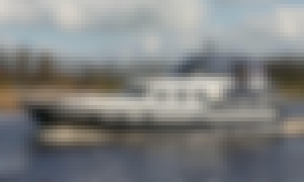 "Charter a 41ft ""Kalista"" Motor Yacht in Friesland, Netherlands"