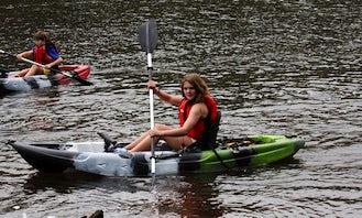 Hire Kayaks in Boyup Brook, Western Australia