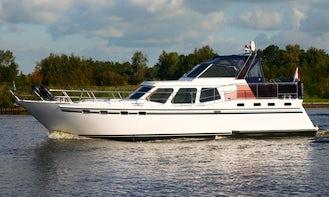 "46ft ""Hercules"" Motor Yacht Charter in Friesland, Netherlands"