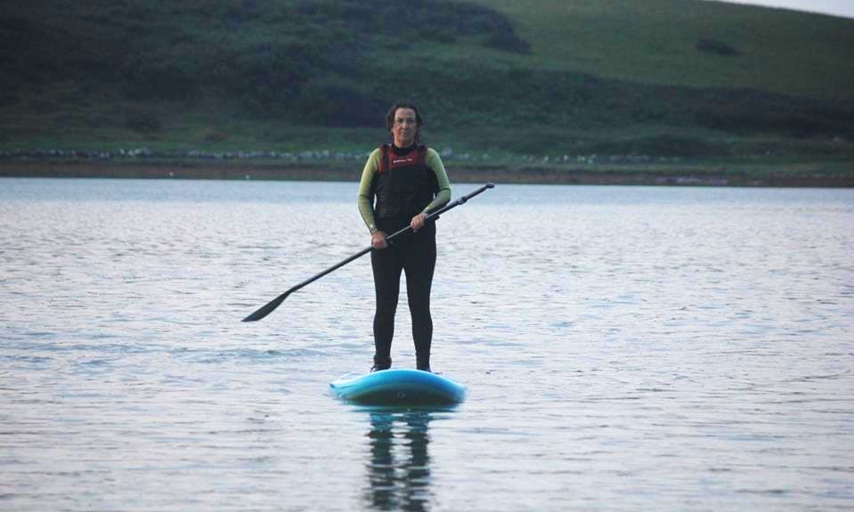 Paddleboard Rental and Lessons in Barna