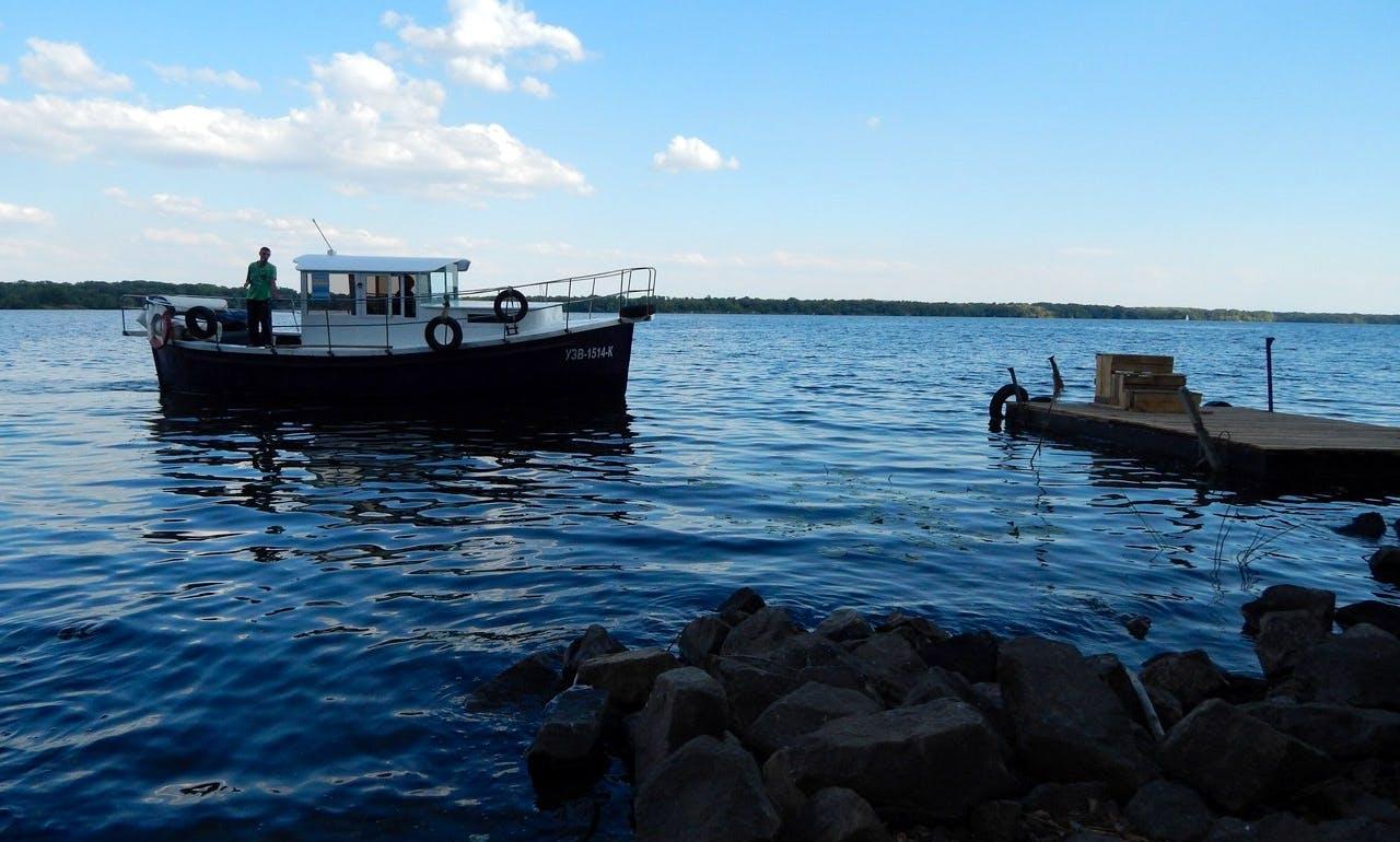 Passenger Boat rental in Zaporizhzhia