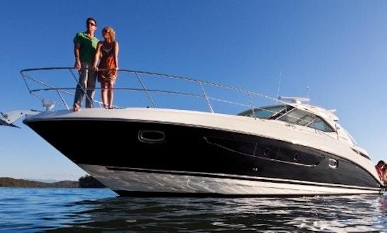 50' Luxury Motor Yacht Charter In San Diego