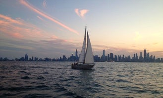 Captained Charter this 36' C & C Cruising Monohull in Chicago, Illinois