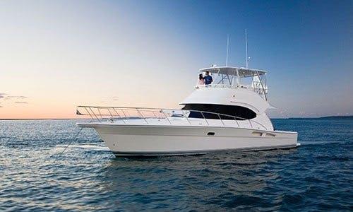 47' Sport Fisherman Yacht