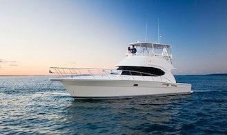 47' Riviera Sport Fisherman Yacht in Cabo San Lucas Baja, California Sur