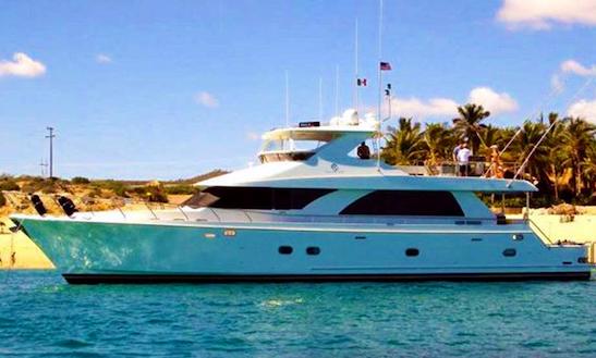 80' Ocean Alexander
