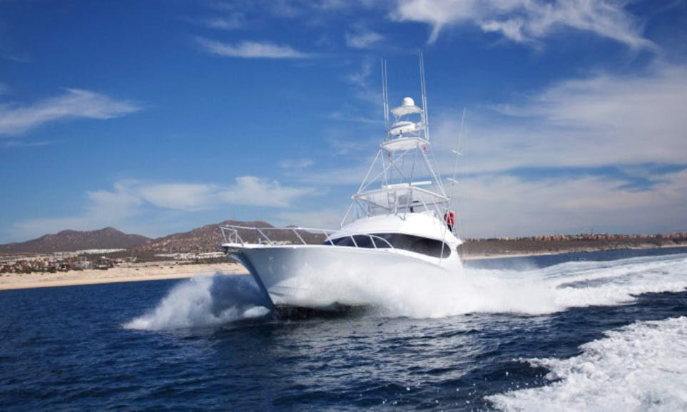 65' Hatteras Fishing Boat