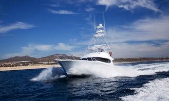 65' Hatteras Fishing Boat