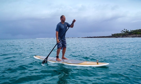Hire Stand Up Paddleboard In Mosman, New South Wales