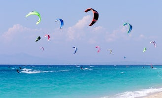 Great Kiteboarding Lessons and Rental in Kalpitiya, Sri Lanka