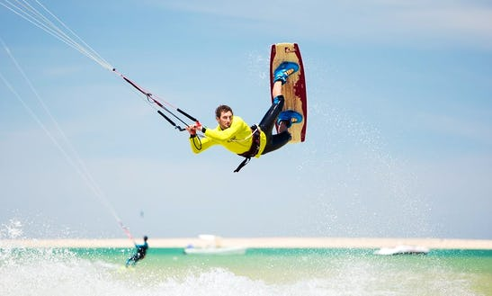 Kiteboarding Trips And Courses In Lomma, Sweden