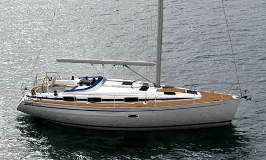 Charter 37' Cruising Monohull In Pescara, Italy