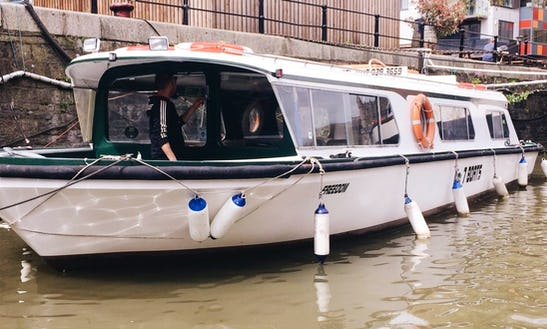 Hire Freedom Canal Boat In Bristol,england