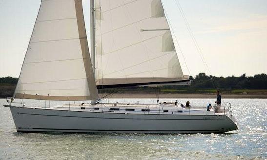 Charter 47' Cruising Monohull In Pescara, Italy