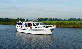 Explore Sneek, Friesland by Golden Star Motor Yacht