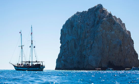 Become A Pirate: Explore, Snorkel And Sail