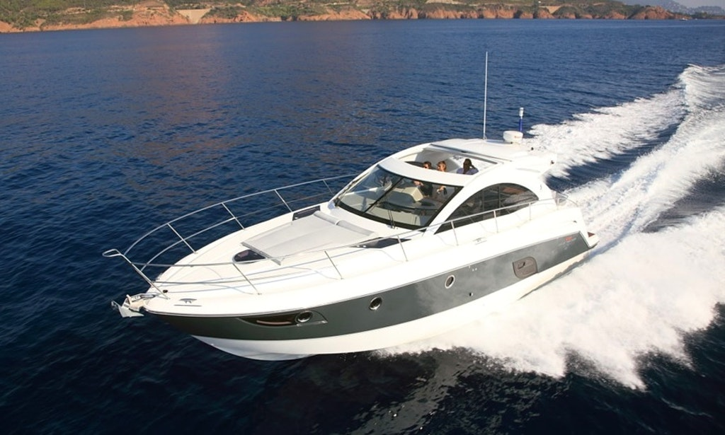 Tiger Gran Turismo 44 Luxury Yacht Charter In Oakland