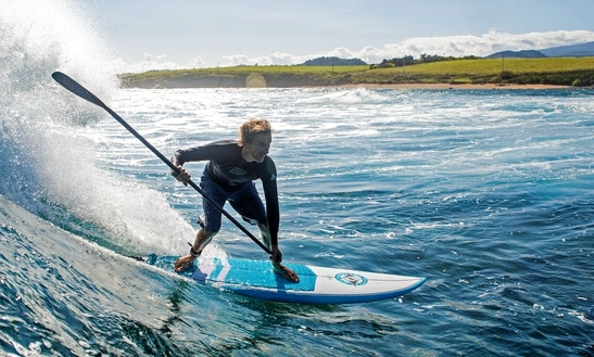 Enjoy The Best Sup In Plouhinec, France