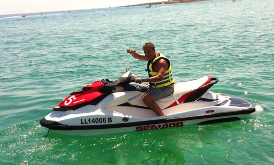 Sea Doo Jet Ski Rental In Protaras
