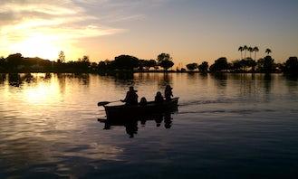 Canoes in Phoenix
