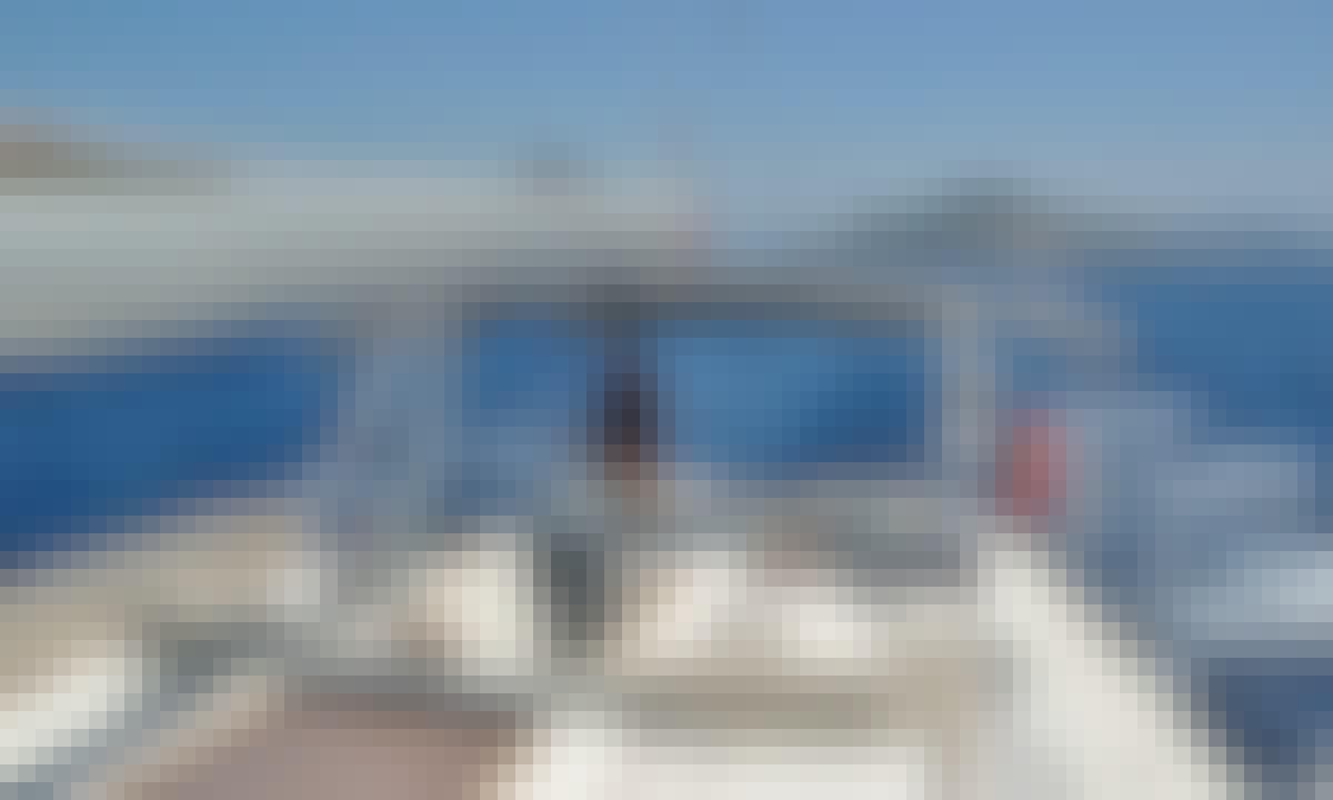 """Experience Sailing on Sun Odyssey 45.2 """"Windwhistle"""" in Muğla, Turkey"""