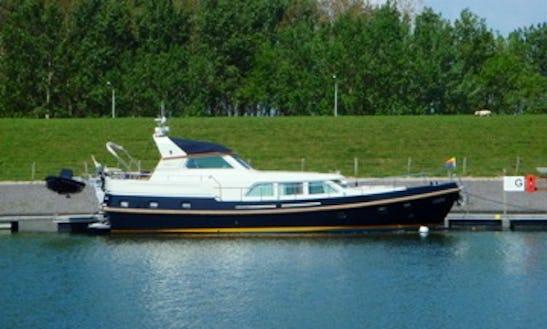 Linssen Grand Sturdy 500 Ac Motor Yacht In Flevolands, Netherlands