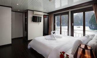 Stellar Cruise Halong Bay