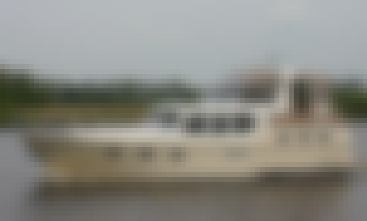 "Charter a 46ft ""Odysseus"" Motor Yacht in Friesland, Netherlands"
