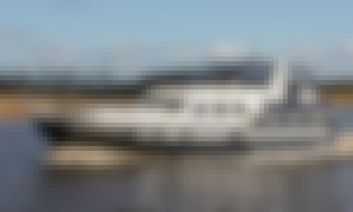 "Charter a 46ft ""Selene"" Motor Yacht Charter in Friesland, Netherlands"