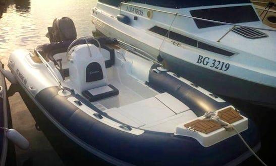 Ris Marine Rib Rental In Zadar