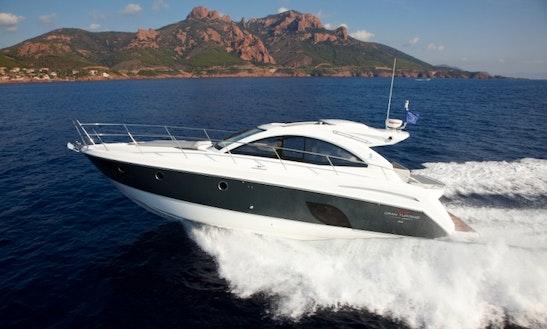 Luxury Gran Turismo 44 Luxury Yacht Charter In Oakland