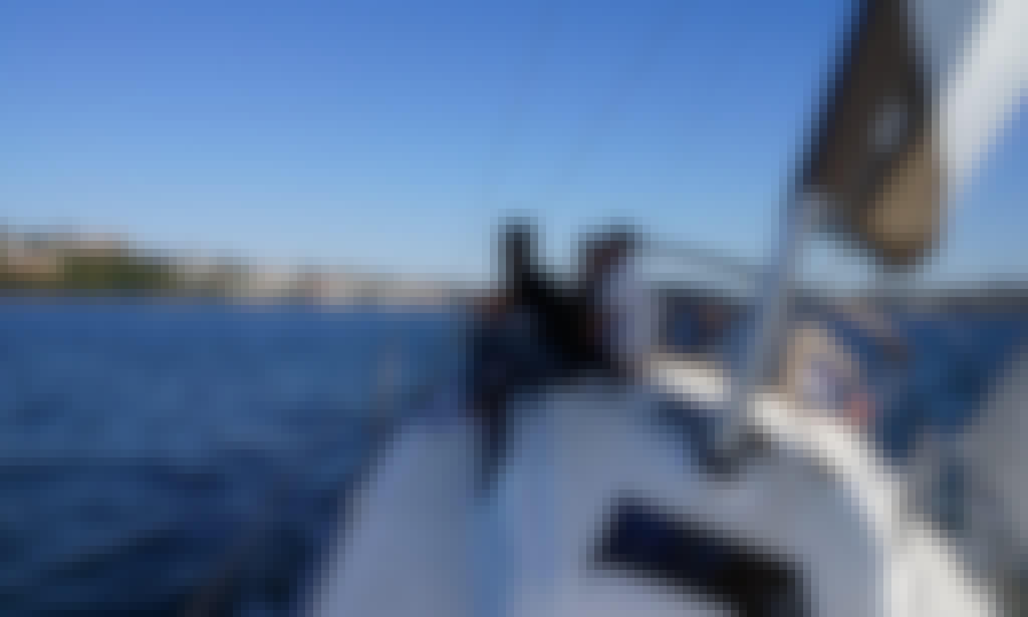 Bavaria Cruiser 33 for Charter & Overnight Stay