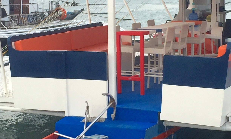 70 Large Upgraded Comfortable Bangka Boat In Lapu Lapu