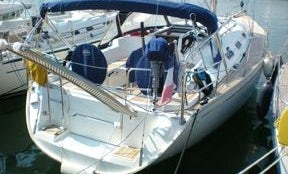 Captained 38ft Dufour Sailing Yacht From Leuca